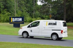 ATCOM IT Service Van